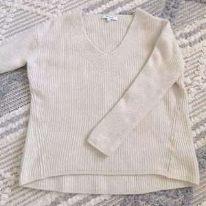 Madewell Hi/Low Sweater - worn once!